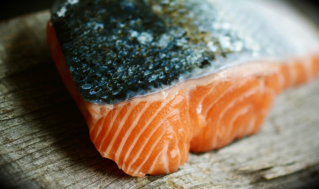 Alimentos que combaten el cáncer - Salmón
