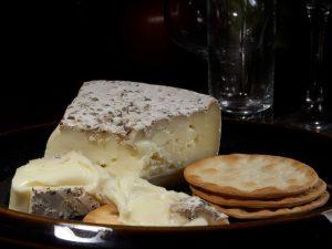 Según la corteza; Queso Brie