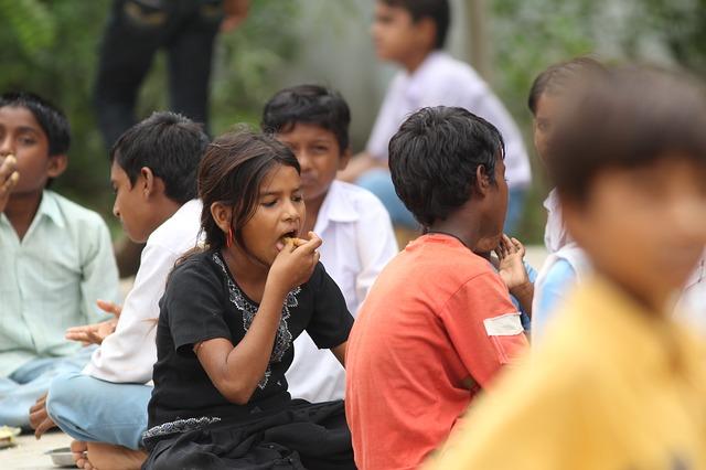 Curiosidades a la hora de comer, Comida india