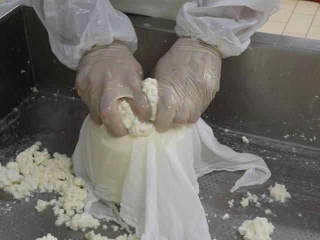 Como se elabora el queso