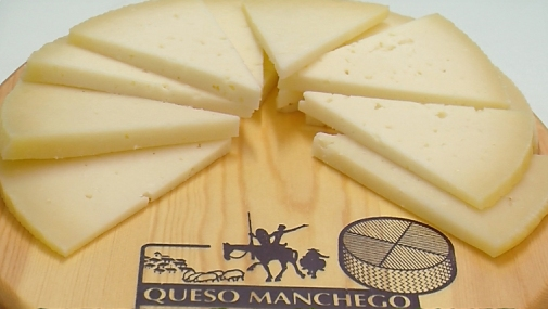 Tabla de Queso Manchego