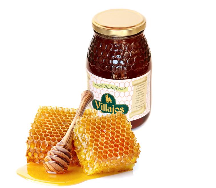 Propiedades y beneficios de la miel, Miel
