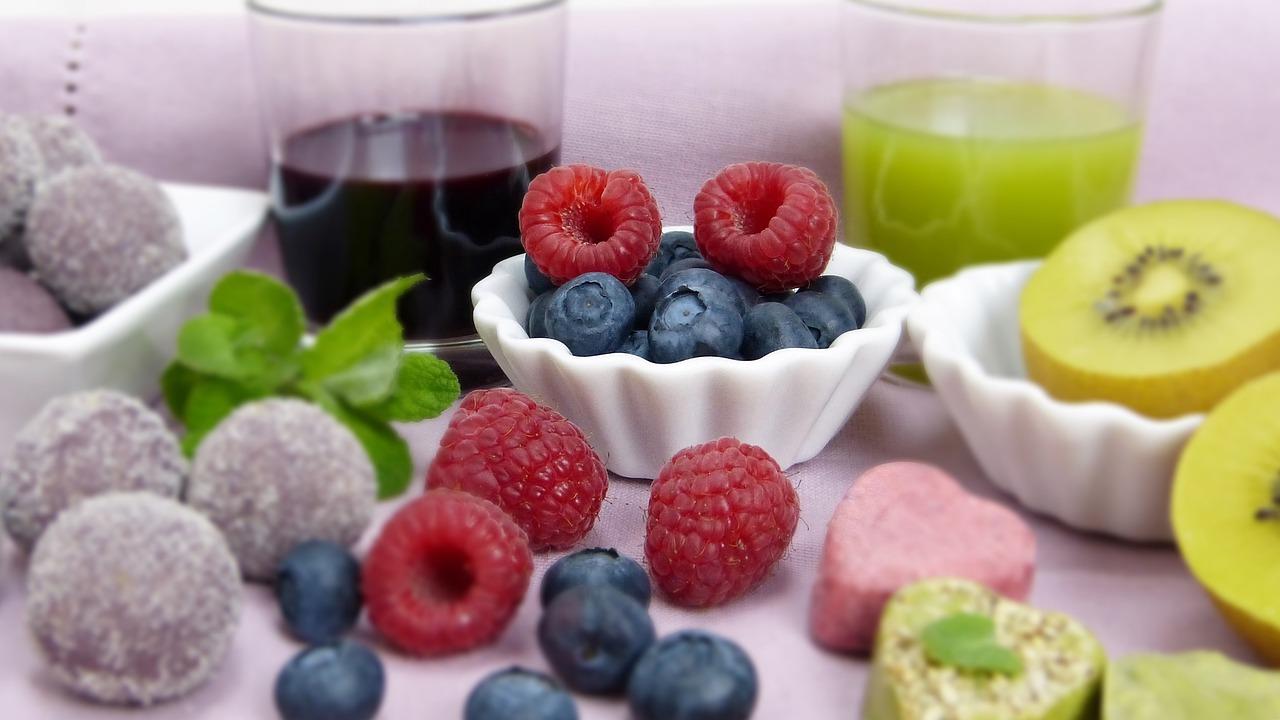 Alimentos que combaten el cáncer-Frutos Rojos