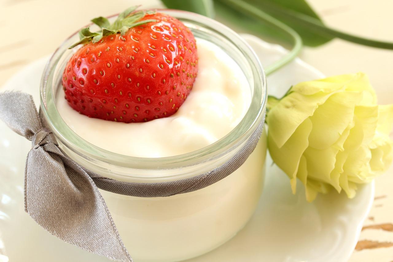 La leche y los productos lacteos - Yogurt