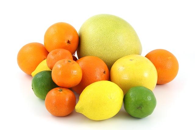 Alimentos que combaten el cáncer - Cítricos