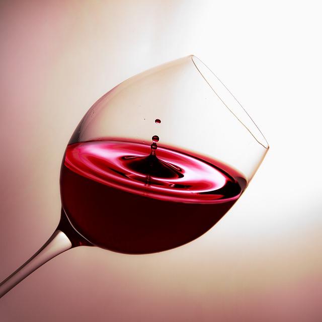 Alimentos que combaten el cáncer - Copa de vino
