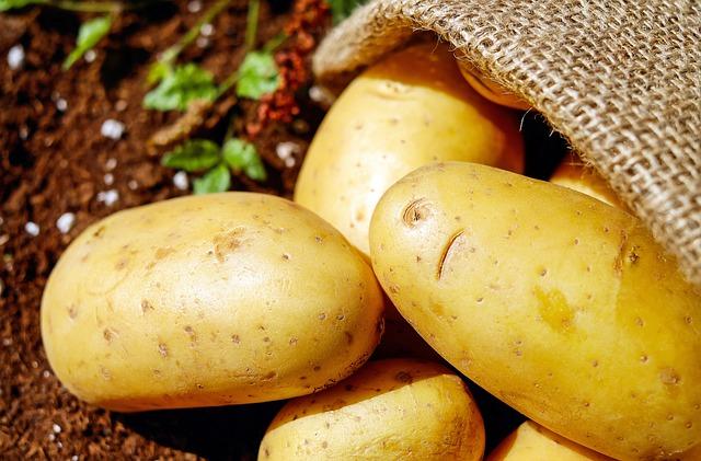 Alimentos que combaten el cáncer - Patatas