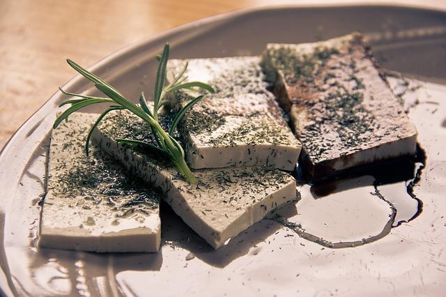 Alimentos que combaten el cáncer - Tofu