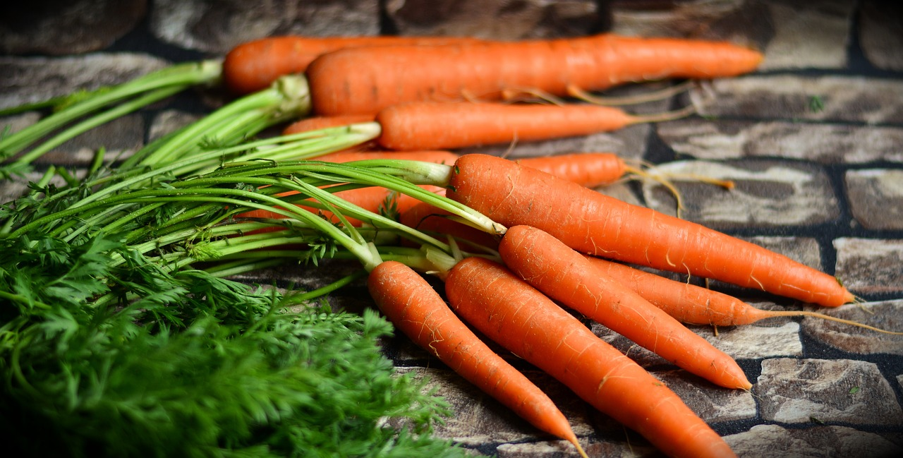 Superalimentos-Zanahorias